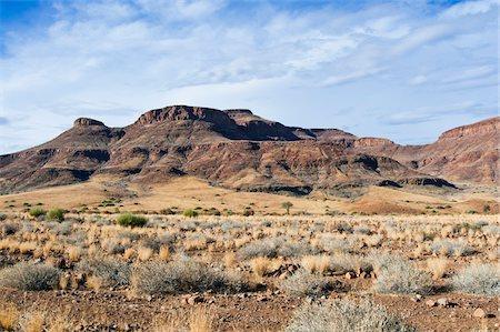 rugged landscape - Huab River Valley area, Damaraland, Kunene Region, Namibia, Africa Stock Photo - Rights-Managed, Code: 700-07067186