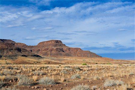 rugged landscape - Huab River Valley area, Damaraland, Kunene Region, Namibia, Africa Stock Photo - Rights-Managed, Code: 700-07067187