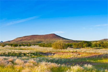 scenic view - Damaraland, Kunene Region, Namibia, Africa Stock Photo - Rights-Managed, Code: 700-07067250