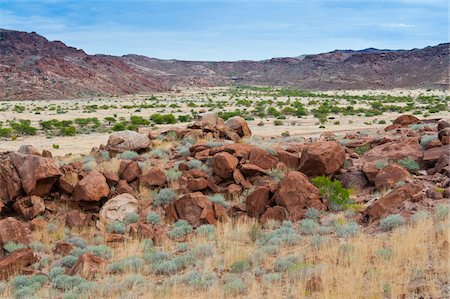 Twyfelfontein, UNESCO World Heritage site, Damaraland, Kunene Region, Namibia, Africa Stock Photo - Rights-Managed, Code: 700-07067680