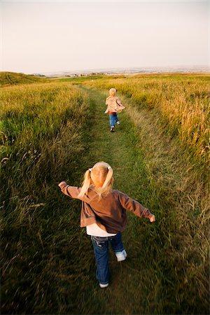 Kids Running Stock Photo - Rights-Managed, Code: 700-07199660