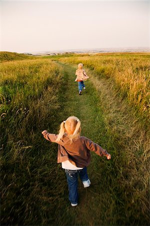 Kids Running Stock Photo - Rights-Managed, Code: 700-07199660