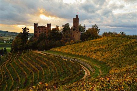 Ortenberg Castle, Ortenberg, Ortenau, Baden-Wuerttemberg, Germany Stock Photo - Rights-Managed, Code: 700-07202709