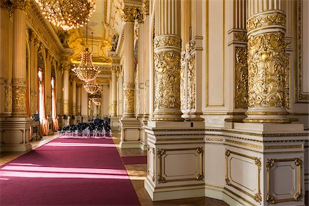 Interior of Teatro Colon, Buenos Aires, Argentina Stock Photo - Rights-Managed, Code: 700-07237757
