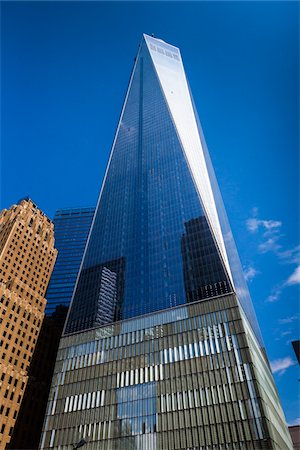 Freedom Tower, New York City, New York, USA Stock Photo - Rights-Managed, Code: 700-07745136