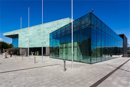 Helsinki Music Centre, Helsinki, Finland Stock Photo - Rights-Managed, Code: 700-07760130