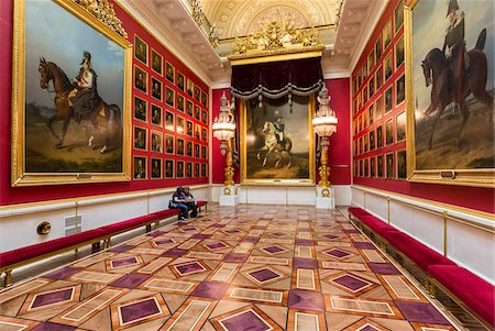 Military Hall, The Hermitage, St. Petersburg, Russia Stock Photo - Rights-Managed, Code: 700-07760145