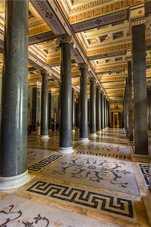 Twenty Column Hall, The Hermitage, St. Petersburg, Russia Stock Photo - Rights-Managed, Code: 700-07760149
