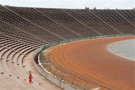 Phnom Penh Olympic Stadium, Phnom Penh, Cambodia, Indochina, Southeast Asia, Asia Stock Photo - Rights-Managed, Code: 700-07803152