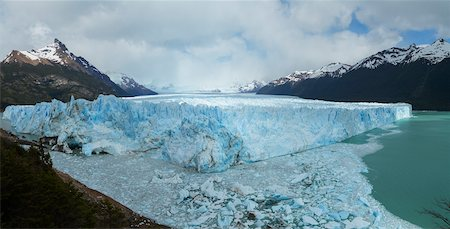perito moreno glacier - Perito-Moreno Glacier, Los Glaciares National Park, Patagonia, Argentinia, South America Stock Photo - Rights-Managed, Code: 700-07911158