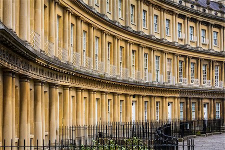 The Grove, Royal Crescent, Bath, Somerset, England, United Kingdom Stock Photo - Rights-Managed, Code: 700-08145882