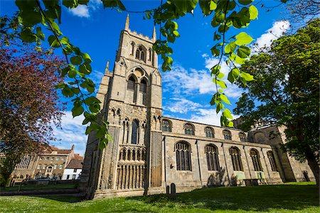 King's Lynn Minster, King's Lynn, Norfolk, England, United Kingdom Stock Photo - Rights-Managed, Code: 700-08145891