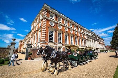 Hampton Court Palace, London, England, United Kingdom Stock Photo - Rights-Managed, Code: 700-08145964