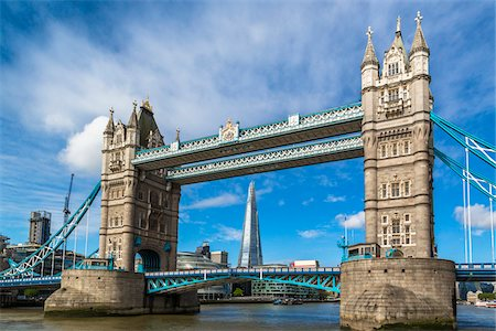 Tower Bridge, London, England, United Kingdom Stock Photo - Rights-Managed, Code: 700-08146093