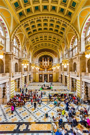 Kelvingrove Art Gallery and Museum, Glasgow, Scotland, United Kingdom Stock Photo - Rights-Managed, Code: 700-08167211