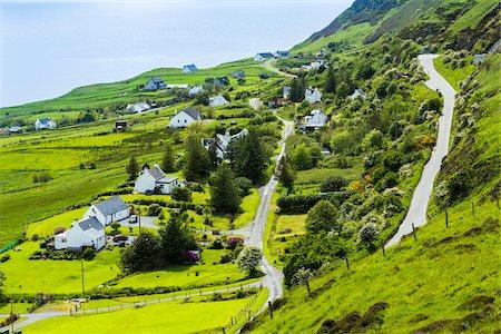 Uig, Trotternish, Isle of Skye, Scotland, United Kingdom Stock Photo - Rights-Managed, Code: 700-08167290