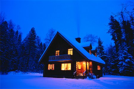 St. Marys Lake Road, Marysville British Columbia, Canada Stock Photo - Rights-Managed, Code: 700-00013542