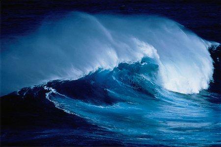 Waves Maui, Hawaii, USA Stock Photo - Rights-Managed, Code: 700-00024345