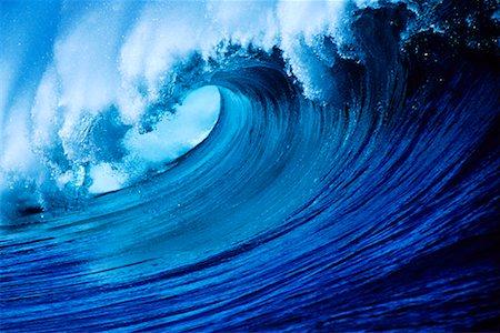 Waves North Shore, Hawaii, USA Stock Photo - Rights-Managed, Code: 700-00024913