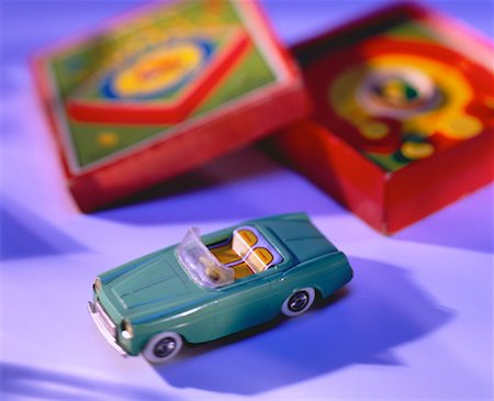 Toy Car Stock Photo - Rights-Managed, Code: 700-00029597
