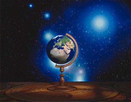 Globe Europe Stock Photo - Rights-Managed, Code: 700-00021445