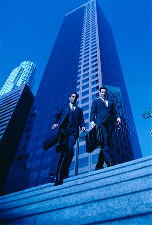 peter griffith - Businessmen Walking Outdoors Stock Photo - Rights-Managed, Code: 700-00034680