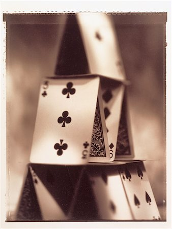 House of Cards Stock Photo - Rights-Managed, Code: 700-00035074