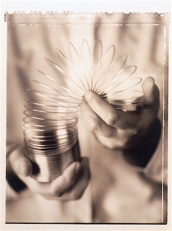 Hands Holding Spring Stock Photo - Rights-Managed, Code: 700-00035072