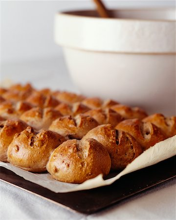Buns Stock Photo - Rights-Managed, Code: 700-00041269