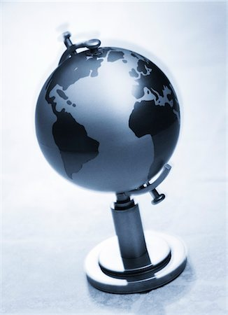 Globe Stock Photo - Rights-Managed, Code: 700-00056878