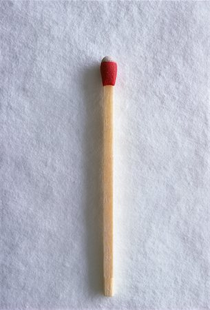 Close-Up of Wooden Match Stock Photo - Rights-Managed, Code: 700-00053030