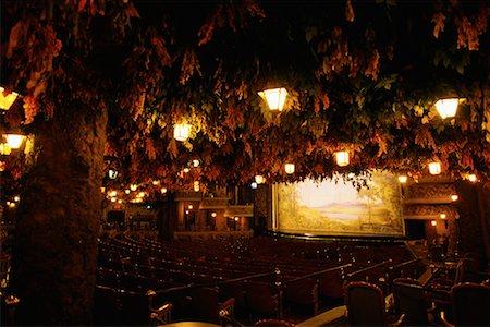 Interior of Winter Garden Theatre, Toronto, Ontario, Canada Stock Photo - Rights-Managed, Code: 700-00074421