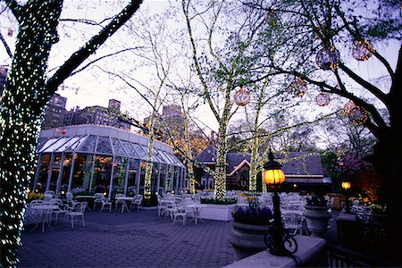 restaurant new york manhattan - Tavern on the Green, Central Park New York, New York, USA Stock Photo - Rights-Managed, Code: 700-00071572