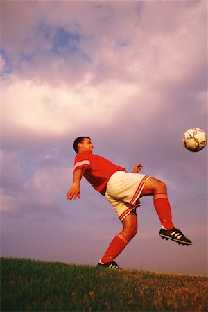 peter griffith - Soccer Stock Photo - Rights-Managed, Code: 700-00091996