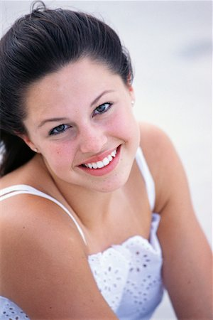 Teenage Girl Stock Photo - Rights-Managed, Code: 700-00150779