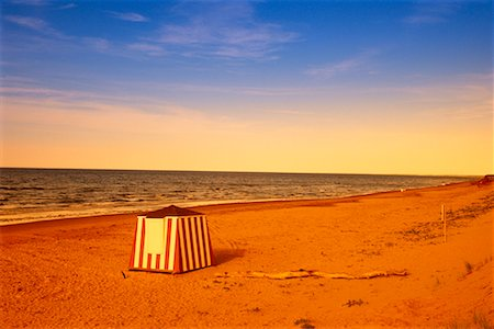 Beach Scenic Prince Edward Island, Canada Stock Photo - Rights-Managed, Code: 700-00187709