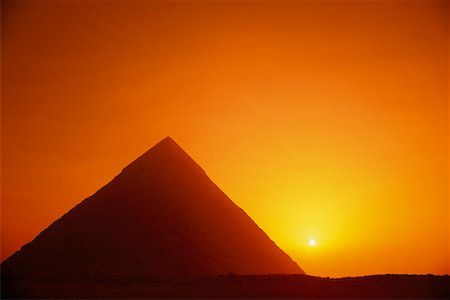 Pyramid Giza, Cairo, Egypt Stock Photo - Rights-Managed, Code: 700-00189135