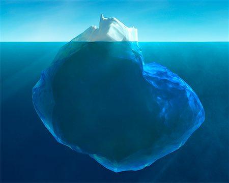 Iceberg Stock Photo - Rights-Managed, Code: 700-00194575