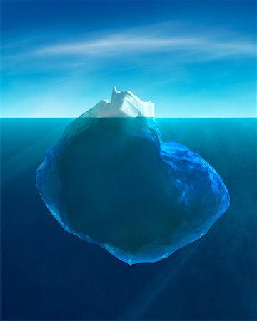 Iceberg Stock Photo - Rights-Managed, Code: 700-00194576