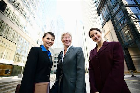 peter griffith - Portrait of Business Women Stock Photo - Rights-Managed, Code: 700-00270125