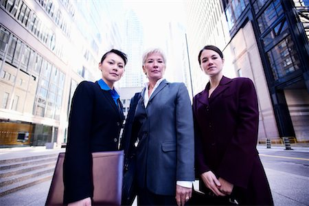 peter griffith - Portrait of Business Women Stock Photo - Rights-Managed, Code: 700-00270122
