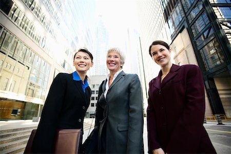 peter griffith - Portrait of Business Women Stock Photo - Rights-Managed, Code: 700-00270123