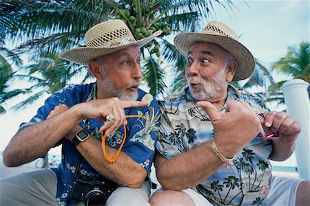 Portrait of Two Friends Stock Photo - Rights-Managed, Code: 700-00285269