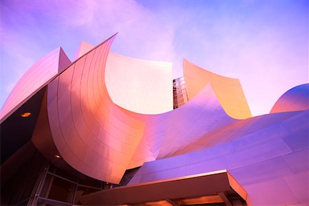 peter griffith - Walt Disney Concert Hall Los Angeles, California, USA Stock Photo - Rights-Managed, Code: 700-00328532