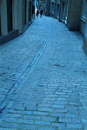 Cobblestone Lane London, England Stock Photo - Rights-Managed, Code: 700-00356960