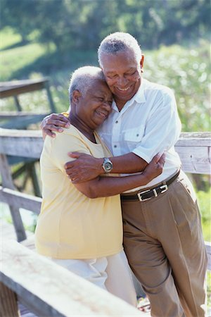 Couple Hugging Stock Photo - Rights-Managed, Code: 700-00361341