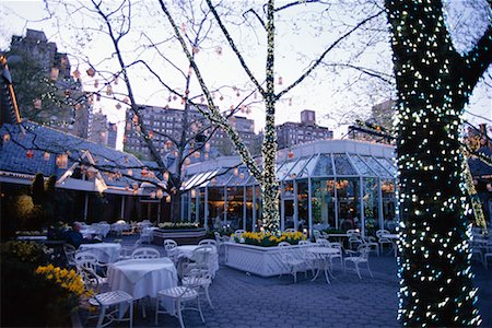 restaurant new york manhattan - Tavern on the Green, Central Park, New York City, New York, USA Stock Photo - Rights-Managed, Code: 700-00430277