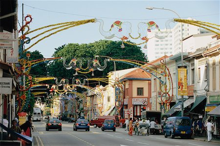 Little India, Singapore Stock Photo - Rights-Managed, Code: 700-00513904