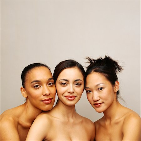 Group Portrait of Women Stock Photo - Rights-Managed, Code: 700-00527842