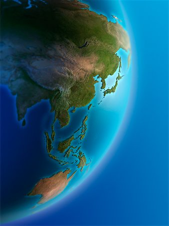 Asia and the Pacific Rim Stock Photo - Rights-Managed, Code: 700-00529383